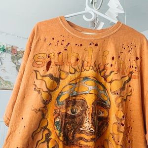 URBAN OUTFITTERS sublime tee